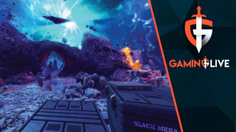 Black Mesa : On se prend pour Mario sur Xen