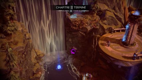 Chapitre 11 - La Chute du Bastion