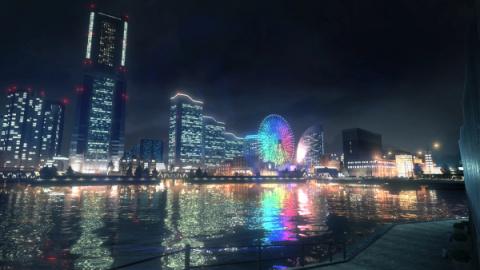 Yakuza : Like a Dragon présente ses quartiers en images