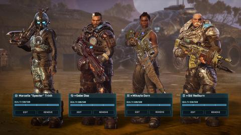 Le jeu sera exclusivement solo et sans microtransactions — Gears Tactics