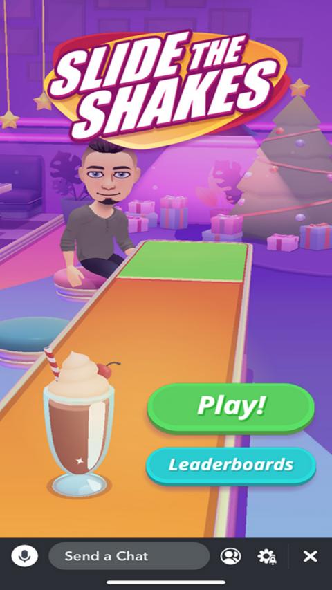 Snapchat lance ses deux premiers Leaderboard Games, des jeux asynchrones