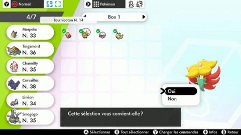Pokémon Epée / Bouclier, Pokéservice : toutes les récompenses, la liste complète