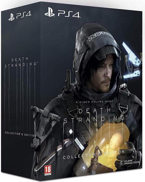 Death Stranding Edition Collector en promotion à – 20%