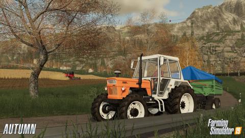 Farming Simulator 19 est la prochaine offre Epic Games Store