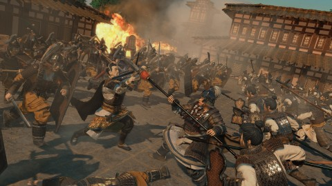 Creative Assembly annonce et date Total War : Three Kingdoms - Mandate of Heaven