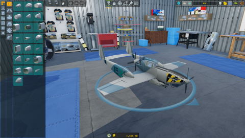 Felipe Falanghe (Kerbal Space Program) annonce Balsa Model Flight Sim