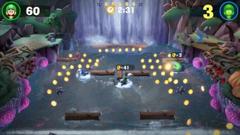 Luigi's Mansion 3 - Selon Holliday, faire un DLC solo serait contraire à la formule initiale