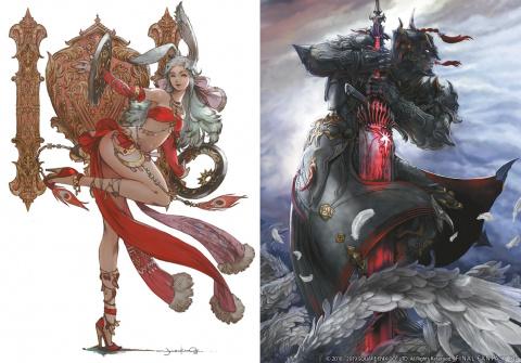 Final Fantasy XIV : l'artbook dédié à Shadowbringers sortira en mai 2020