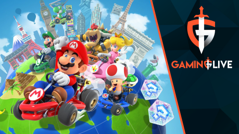 Mario Kart Tour : On vise la 1ère place en multijoueur
