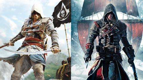 Assassin's Creed : The Rebel Collection, 2 épisodes pour une immersion convaincante