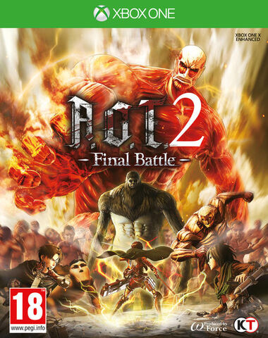Attack on Titan 2 : Final Battle sur ONE