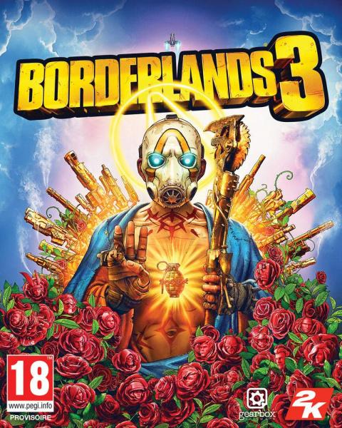 Borderlands 3 sur Stadia