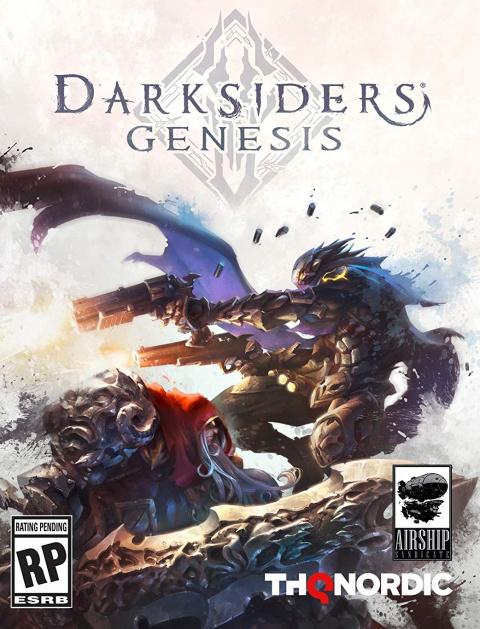 Darksiders Genesis sur Stadia