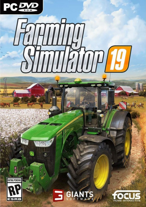 Farming Simulator 19 sur PC