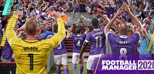 Football Manager 2020 sur Stadia