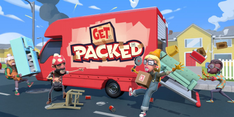 Get Packed sur Stadia