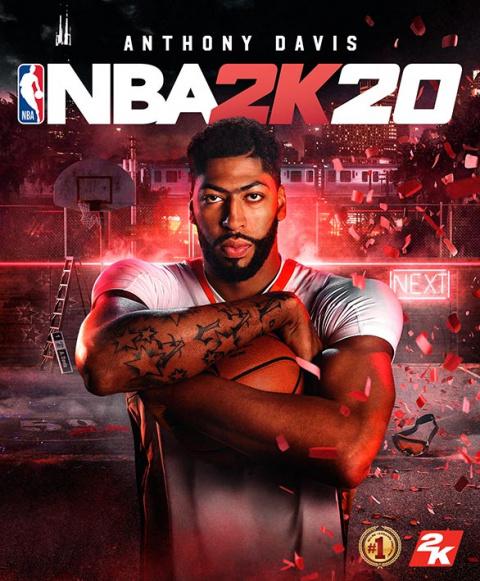 NBA 2K20 sur Stadia