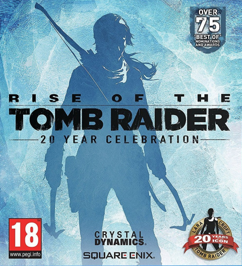 Rise of the Tomb Raider sur PS4
