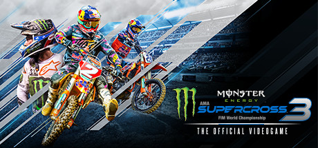 Monster Energy Supercross - The Official Videogame 3 sur Stadia