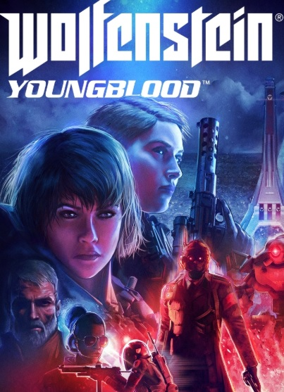 Wolfenstein Youngblood sur Stadia