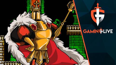 Shovel Knight : King of Cards - On tente de battre les meilleurs joueurs de cartes