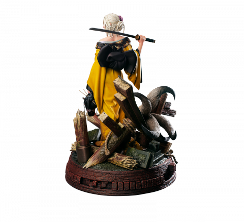 The Witcher : CD Projekt dévoile une nouvelle statuette dédiée à Ciri