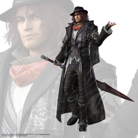 Dissidia : Final Fantasy NT - Ardyn (FF XV) va rejoindre le roster