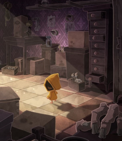Very Little Nightmares sur Android