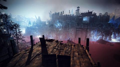 Nioh 2 : un nouvel extrait de gameplay et une fournée d'images