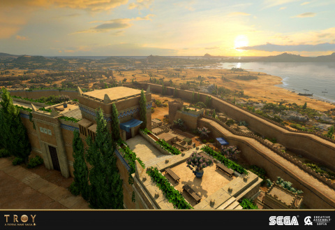 Total War Saga : Troy s'offre de nouvelles images