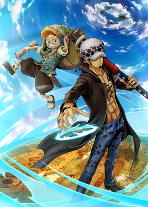 One Piece : World Seeker - Episode Bonus 3 : La Carte Incomplète