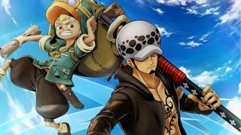 One Piece : World Seeker- La Carte Incomplète, un dernier DLC qui prend Law