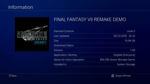 Final Fantasy 7 Remake : du gameplay de la démo fait surface