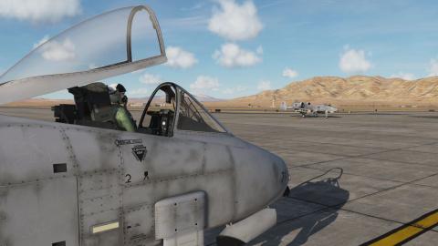 DCS World : bien débuter, notre guide de l'A-10C Warthog