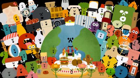Wattam : L'ovni de Keita Takahashi (Katamari Damacy) entre dans la ronde