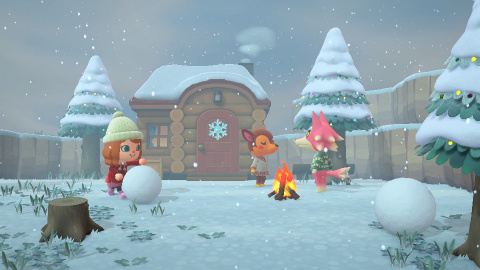 Animal Crossing : New Horizons - La pétition pour les sauvegardes en cloud proche des 21 000 signatures