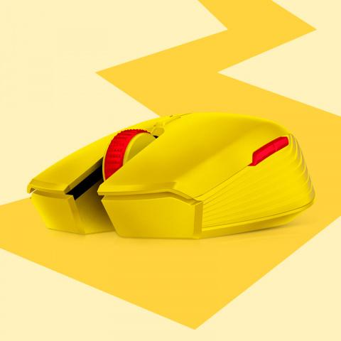Razer dévoile une souris Pikachu en Chine