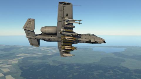 Utiliser les bombes non guidées