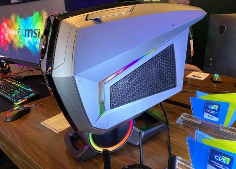 CES 2020 : MSI mise sur le 300 Hz, le RGB et les écrans mini LED