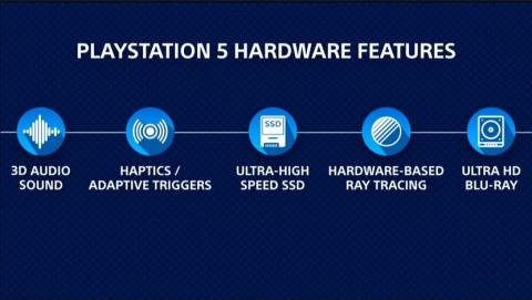 CES 2020 : Sony dévoile le logo de la PlayStation 5