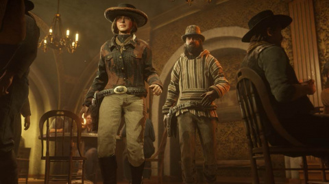 Red Dead Online : Nouveaux vêtements et bonus pour les distillateurs au programme de la semaine