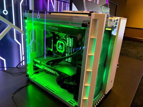 CES 2020 : le Big O est un PC qui intègre aussi une console
