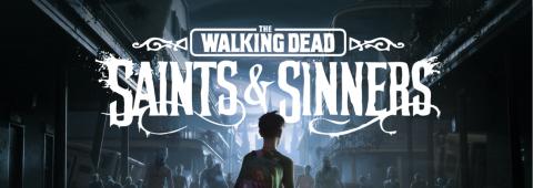 The Walking Dead : Saints & Sinners sur PS4