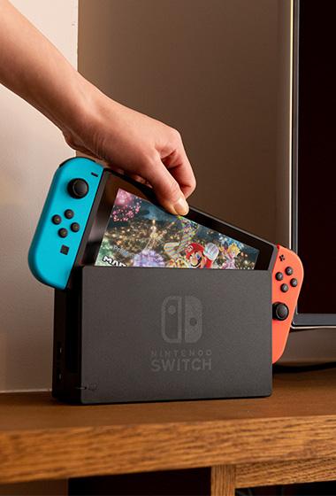 Soldes d'hiver 2020: Nintendo Switch à 274,99€