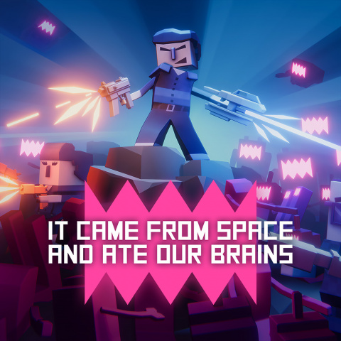 It Came From Space And Ate Our Brains sur PS4