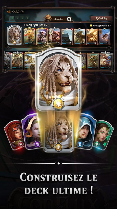 Magic : ManaStrike - préinscription ouvertes pour le jeu mobile Magic The Gathering