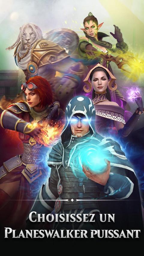 Magic : ManaStrike - préinscription ouvertes pour le jeu mobile Magic The Gathering