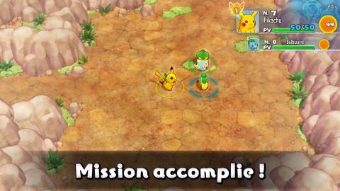 Pokémon Donjon Mystère Équipe de Secours va revenir sur Switch avec une version DX