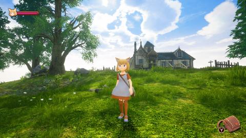 Giraffe and Annika est disponible sur PC, il arrivera courant 2020 sur consoles