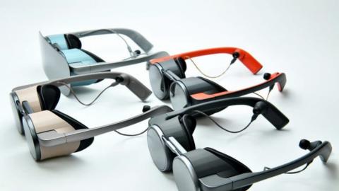 Panasonic dévoile un prototype de lunettes VR au CES 2020